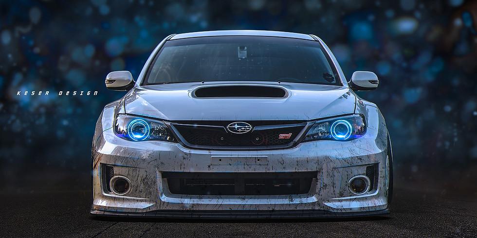 Supercar Fest | Subaru International Drivers Club