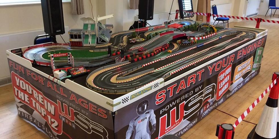 Slot Car Race Night
