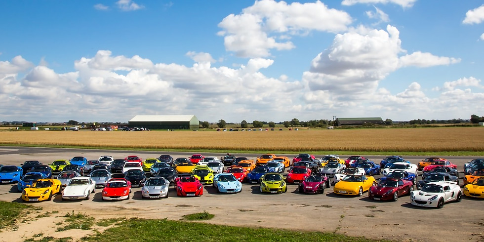 Supercar Fest | North Yorkshire Lotus Owners Club