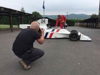 Hesketh Photoshoot
