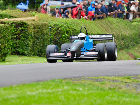 Rounds 9 & 10 of the British Hillclimb Championship postponed