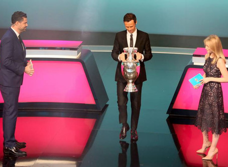 EURO 2020 DRAW: SEEDING AND SCHEDULE OF DATES FOR GROUP FIXTURES