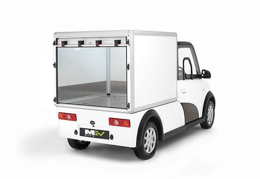 MEV City Cargo Van