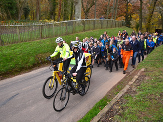 BBC Children in Need at Shelsley Walsh