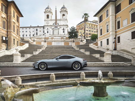 Why Ferrari's new Roma is sublime (and infuriating)