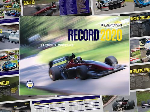 RECORD 2020 BOOK