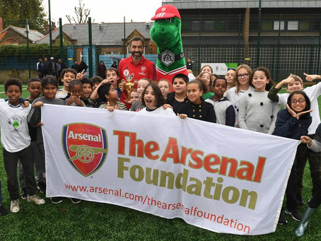 PIRES OPENS 3G PITCH FUNDED BY LEGENDS MATCH