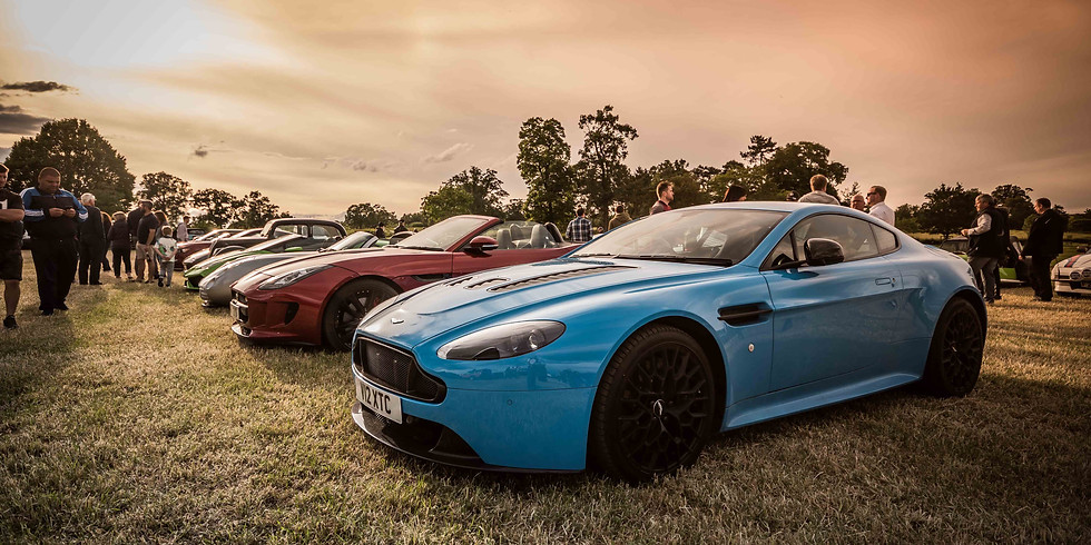 Supercar Fest | Snickety Gearbox