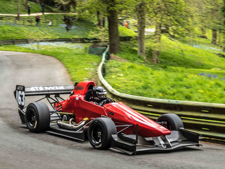 BHC to start at Prescott on the 24/25th April