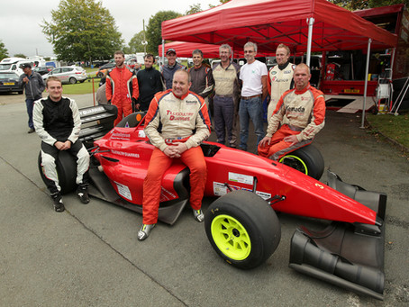 Avon Tyres/Wynn Developments Motorsport UK British Hillclimb and Hillclimb Leaders Champions