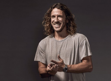 PUYOL HEADLINES TEQBALL TOURNAMENT IN RIYADH
