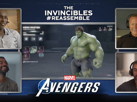 ARSENAL'S 'INVINCIBLES' UNITE AGAIN AS MARVEL'S AVENGERS