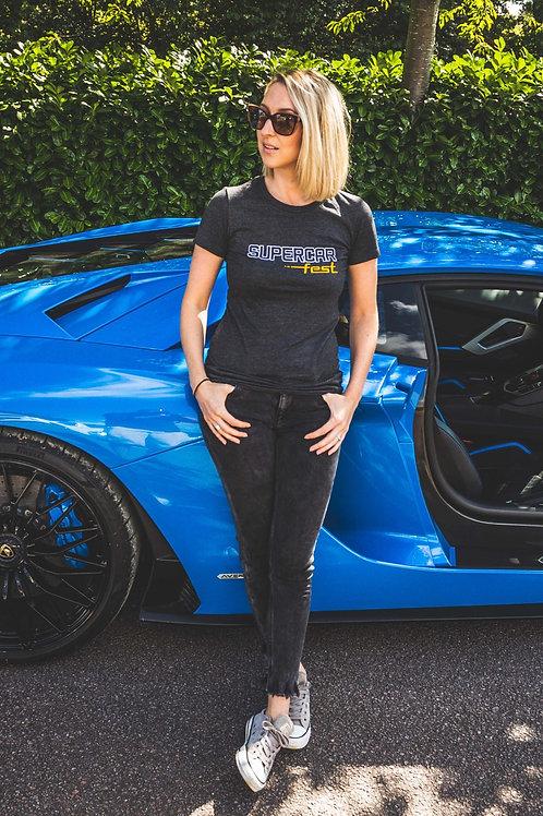 Ladies Supercar Fest T-Shirt