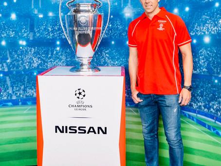 NISSAN VALENCIA THE UEFA CHAMPIONS LEAGUE TROPHY