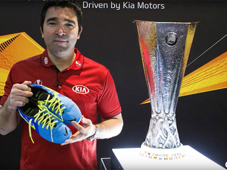 KIA AND UEFA FOUNDATION FOR CHILDREN TEAM UP TO DONATE FOOTBALL BOOTS TO YOUNG REFUGEES