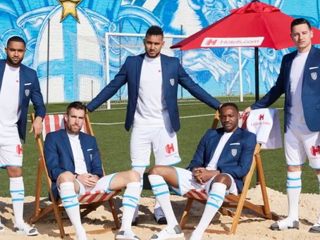 HOTELS.COM ADDS MARSEILLE TO GROWING FOOTBALL ROSTER