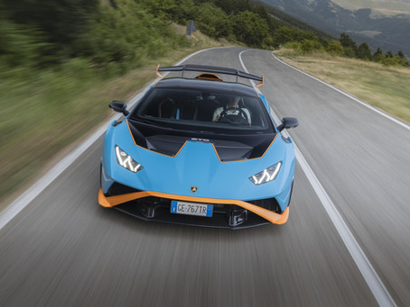 Lamborghini Huracan STO review: saving the best until last