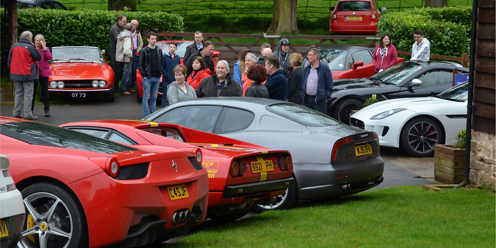 Shelsley Cars in the Valley