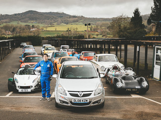 AUTOCAR Shelsley Walsh Young Drivers Championship 2021