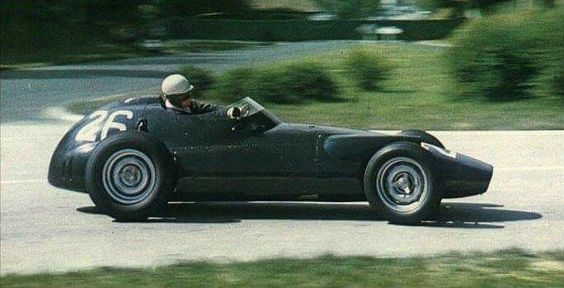 Dan Gurney's 1960 BRM P48