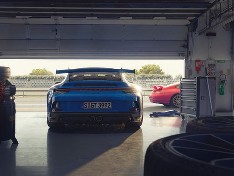 Why the new 911 GT3 looks special, even by GT3 standards