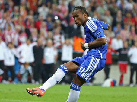 10BET ANNOUNCE DROGBA AS BRAND AMBASSADOR