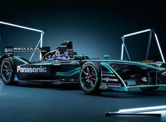 Jaguar Formula E Car to make Public UK Debut at Shelsley Walsh