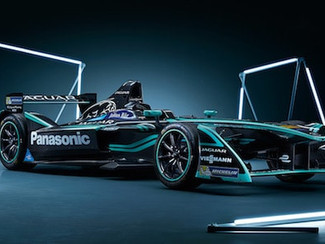 Jaguar Formula E Car to make Public UK Debut at Shelsley Walsh