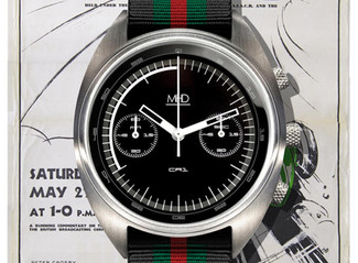Shelsley Walsh & MHD Watches in New Timing Partnership