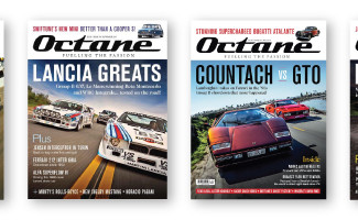 New Partnership with Octane Magazine