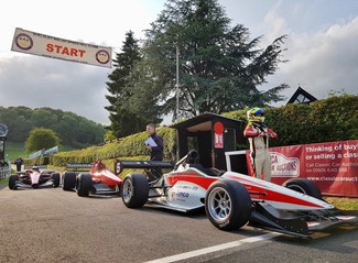 Spedding Speeds to the Win at Shelsley