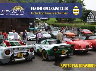 Shelsley Walsh Easter Breakfast Club