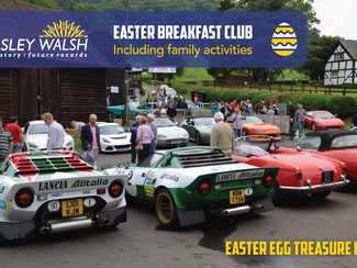 Shelsley Walsh Easter Breakfast Club