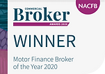 Winner - Motor Finance Broker of the Yea