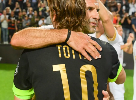 """THE NIGHT OF THE KINGS, FIGO: """"THANKS TO FRANCESCO FOR THE EVENT"""", TOTTI: """"SOON THE NEW COACH"""""""