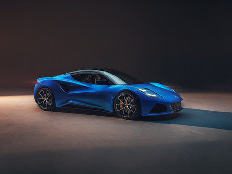 Emira – 5 things to know about the new Lotus