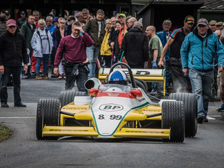 Classic Nostalgia | Harris Makes it Four on the Bounce at Shelsley