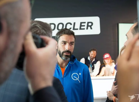 ROBERT PIRES IN ICT SPRING FOR TEQBALL