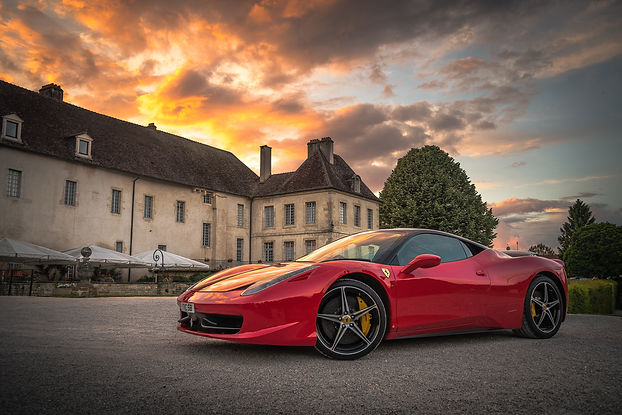 the best ferrari finance broker
