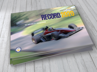Limited Edition book - RECORD 2020