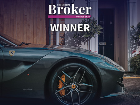"Charles & Dean announced ""Motor Finance Broker of the Year 2020"""
