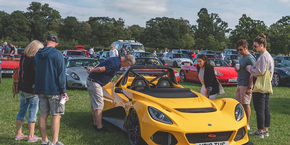 Lotus Drivers Club - SF the Runway