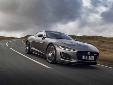 Jaguar F-Type review: the best sports car you've never thought about buying