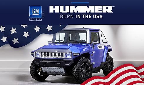 GM Mini Hummer