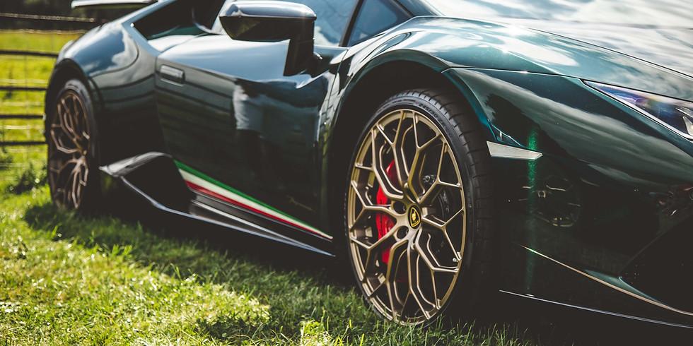 Lamborghini Club Invitation - SF the Hill