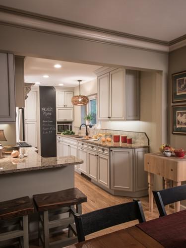 Challet Kitchen