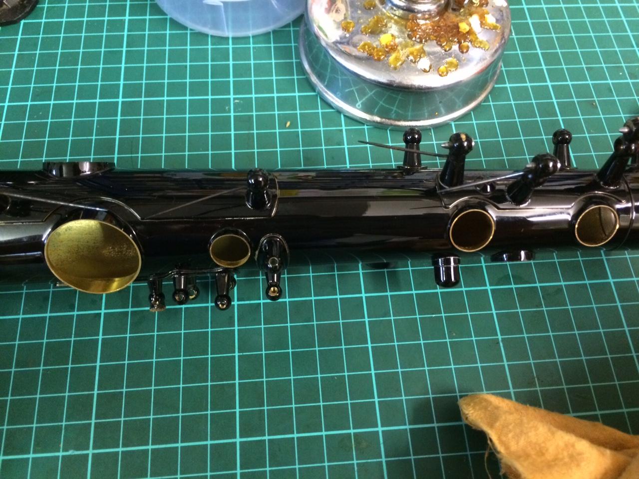 Yamaha Custom EX Tenor Sax