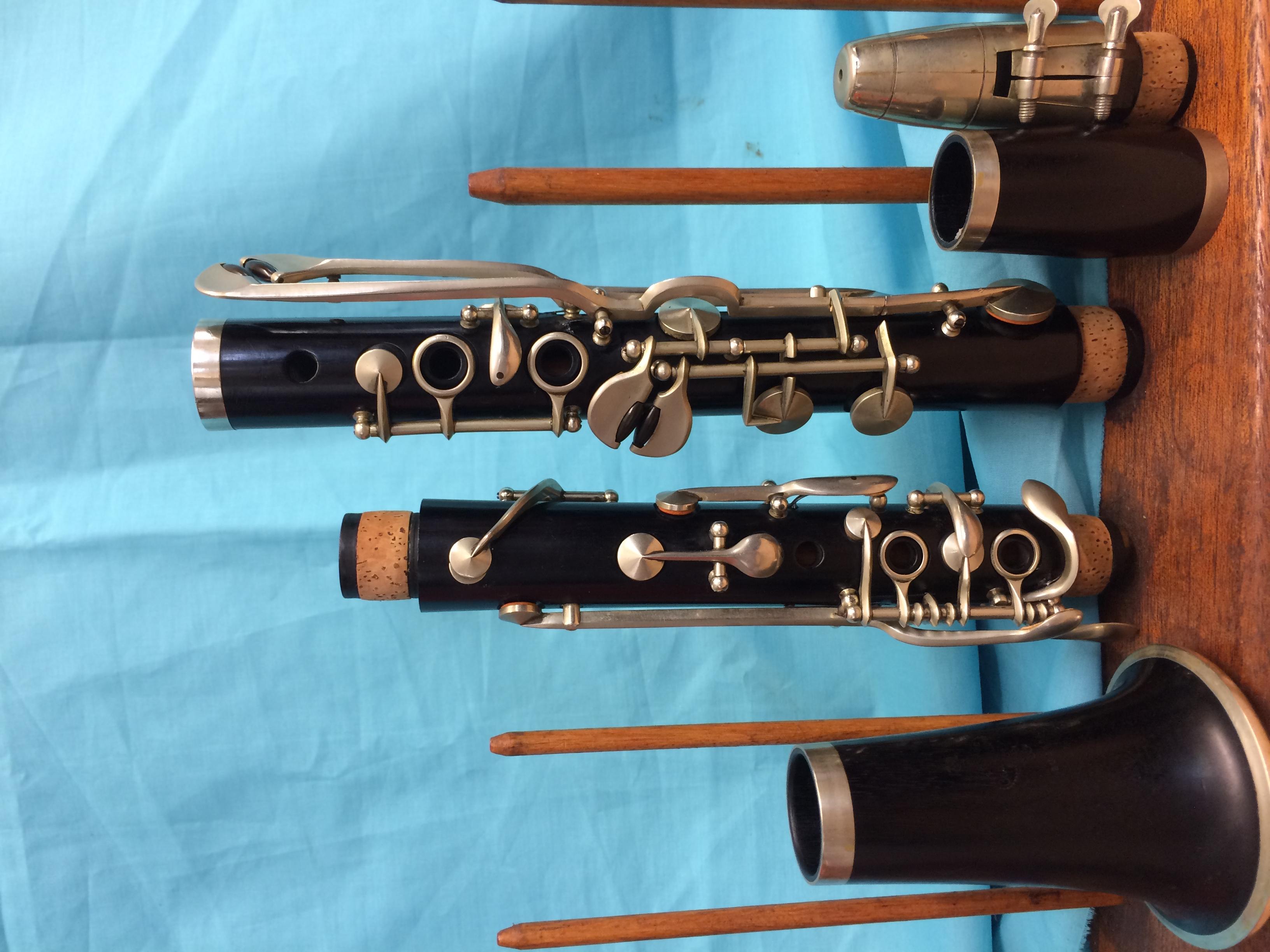 Albert System Clarinet