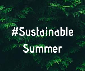 #sustainablesummer