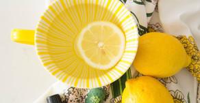 En healer olie: Lemon
